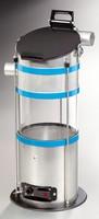 Vacuum Loader features transparent components.