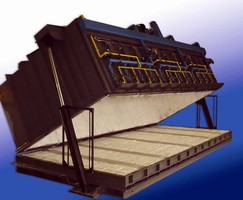 EPS Ovens Delivers Industrial Furnace for Manganese Steel Rail Production