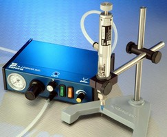 Needle Valve is designed for dispensing anaerobic resin.