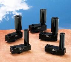 Venturi Vacuum Pumps require only 45 psi air pressure.