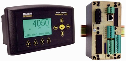 Weight Controller features change-of-rate capability.