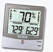 Extech Instruments' Humidity Alert Meter Receives the National Health & Wellness Club Member Tested and Recommended Seal of Approval