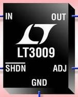 Micropower LDO comes in 2 x 2 mm DFN and SC-70 packages.