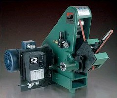 Grinding Machine accepts variety of contact arms.