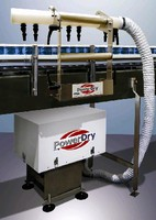Packaged Drying System replaces compressed air blow-offs.