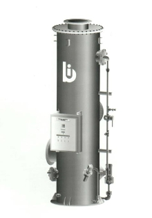 Tower Scrubber System reduces erection time.