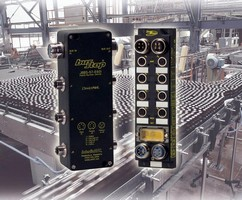 TURCK AIM and JBBS Junction Boxes Now IP 69K