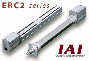 Linear Actuators offer alternative to air cylinders.