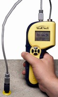 Moisture Meter offers 3-in-1 functionality.