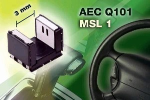 Optical Sensors are qualified to AEC Q101 standard.