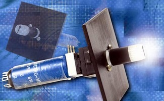 Backlit Potentiometer Switch offers dual control options.
