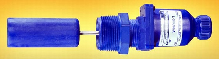 Liquid Level Switch is designed for slurry applications.