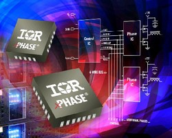 Converter Chipset suits multiphase applications.