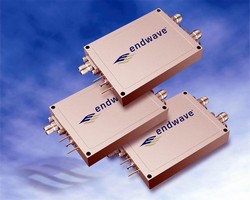 Video Amplifiers suit radar and ELINT applications.