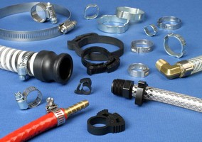 Tubing Clamps come in three distinct styles.
