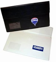 Pouches offer protection for real estate documents.