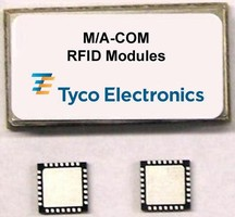 RFID Reader Modules cover worldwide frequency range.