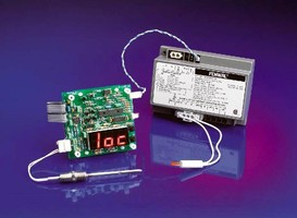 Fenwal System One Combines Gas Ignition with Digital Temperature Controller in Flexible, Economical Package