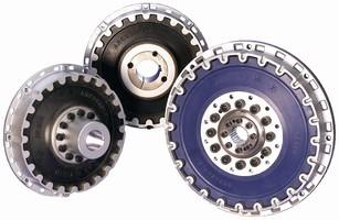 Flywheel Couplings offer torsional flexibility.