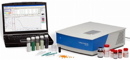 Light Scattering Tool suits polymer and protein analysis.