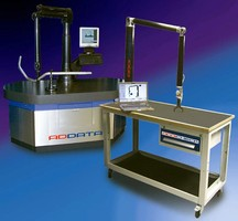 Non-Contact System accelerates tube measurement/inspection.