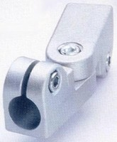 Swivel Clamp Connector Joints come in various metric sizes.