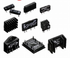 Solid State Relays eliminate acoustical noise.