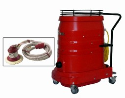 Industrial Vacuum Cleaners collect fine powder and dust.