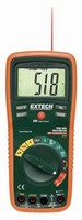 True RMS Multimeter includes IR laser thermometer.