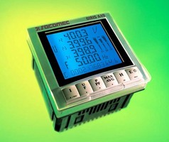 Digital Instrument provides energy metering and management.