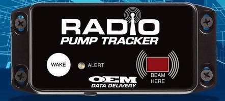 Wireless System tracks and analyzes fuel use.