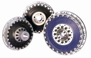 Flywheel Couplings offer hardness mixture option.