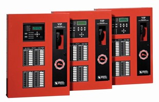 Fire Alarm Control Panels include voice evacuation system.