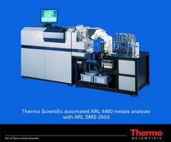 Thermo Fisher Scientific Ships its 300th ARL 4460 Metals Analyzer with SMS-2000 Automation to Tata Steel India