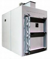 Custom, Heavy Duty Walk-in Oven is Built for High Temperatures