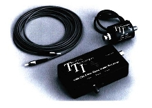 Single Mode Video Link includes transmitter and receiver.