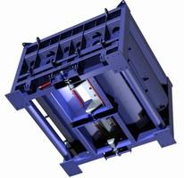 Double Discharge Doors For Twin Shaft Mixers