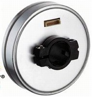 Servo Motor Feedback System mounts directly to motor shaft.