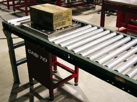 Conveyor Scales target low-volume lines.