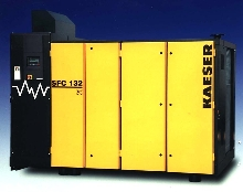 Sigma Screw Compressors offer sigma frequency control.
