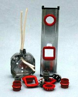 Clamps, Plugs, and Bushings suit commercial construction.