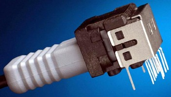 Interconnects conserve space in consumer electronics.