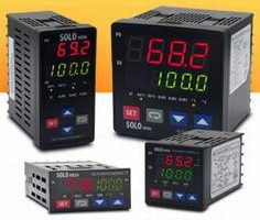 Temperature/Process Controllers offer flexible operation.