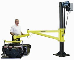 Manipulators are designed for close tolerance positioning.
