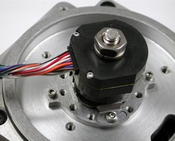 Optical Encoder features overall height of less than 1 in.