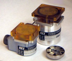 Incremental Encoders withstand harsh environments.