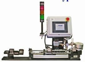 Cut to Length System incorporates Allen Bradley(TM) PLC.