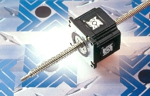 Linear Actuator provides precise positioning.