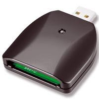 Adapter lets ExpressCard-based devices utilize USB port.