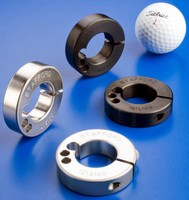 Shaft Collars feature instrument quality.